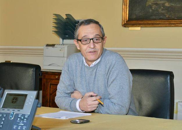 Mario Lucini, Como