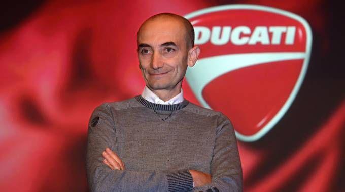 Claudio Domenicali, amministratore delegato Ducati Motor Holding