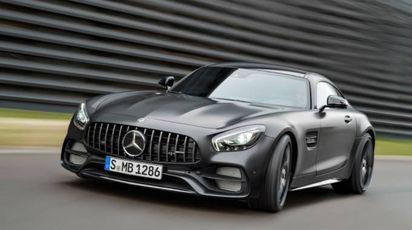 Mercedes-AMG GT Coupé Edition 50 - (Foto: Mercedes-Benz)