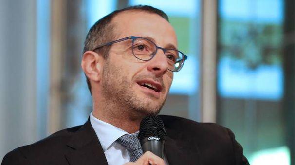 Matteo Ricci, sindaco di Pesaro (Fotoprint)