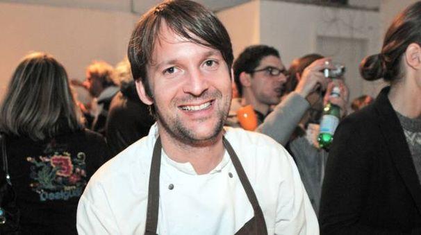Lo chef René Redzepi – Foto: MATTEO ROSSETTI/Olycom