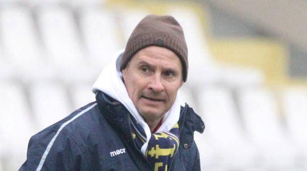 Flavio Destro, allenatore della Fermana