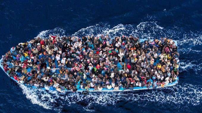 Nel campo di Bani Walid, di cui il 22 enne Matammud era un gestore, i migranti erano imprigionati finché non potevano pagarsi la traversata del Mediterraneo