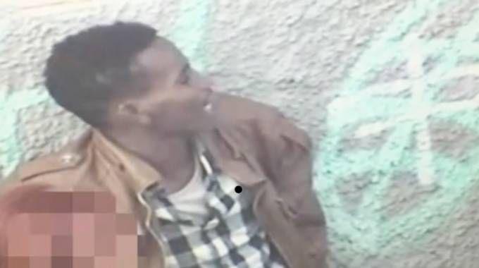 Osman Matammud, accusato di atrocità nei confronti dei migranti in Libia