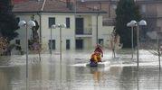 Bomporto dopo l'alluvione del 2014