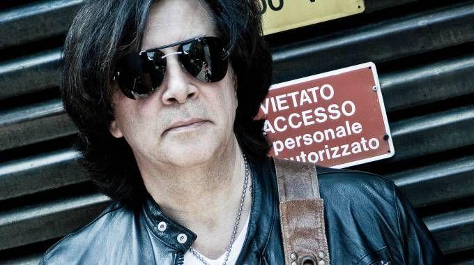 Maurizio Solieri, per quarant'anni storica guitar di Vasco Rossi