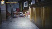 Le stanze dell'hotel Rigopiano