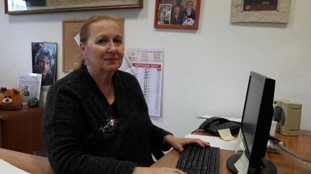 INNOVATRICE Francesca Dini, dirigente dell'istituto di istruzione scolastica superiore Fossombroni