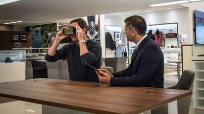 Jaguar Land Rover VR Experience - (Foto: Jaguar Land Rover)