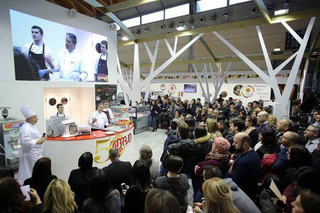 Sigep 2018 numeri da record per il salone del gelato di for Cagnoni arredamento