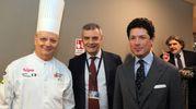 Anche Massari e Marzotto partecipano al Sigep (foto Petrangeli)