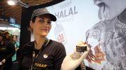 I gusti non hanno più confini, il gelato Halal (foto Petrangeli)