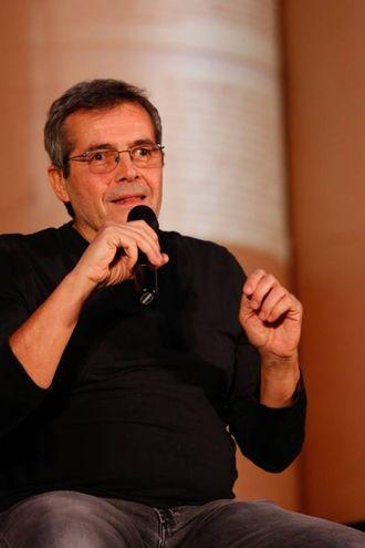Il batterista Giovanni Pezzoli (fotoSchicchi)