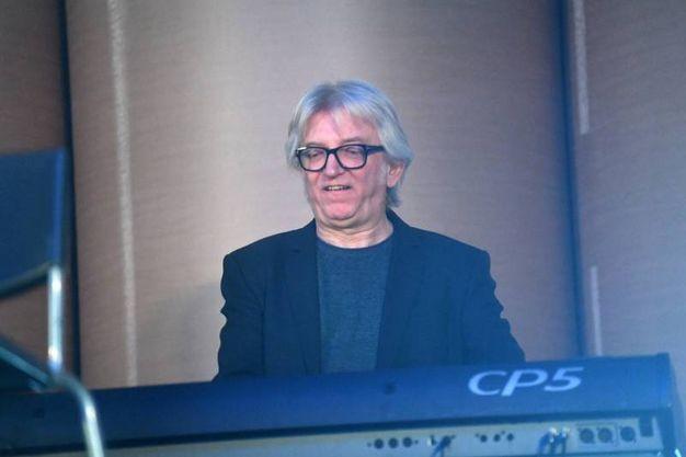 Il tastierista (fotoSchicchi)
