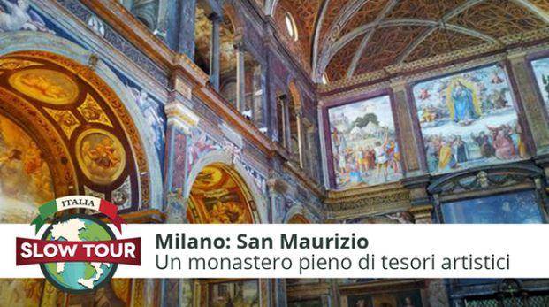 Milano: San Maurizio