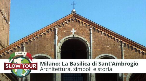 Milano: Sant'Ambrogio