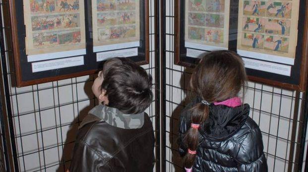La mostra nel chiostro Sant'Antonio