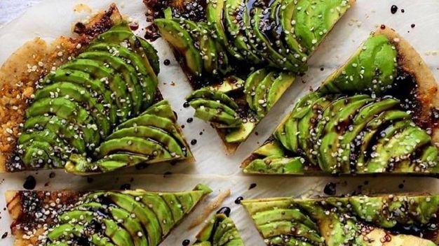 Crostata con avocado – Foto: The Avocado Show , account ufficiale Facebook