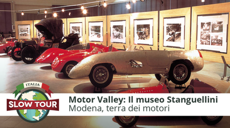 Motor Valley: Il museo Stanguellini