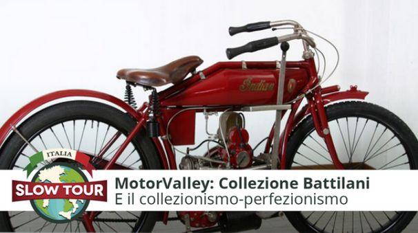 Motor Valley: La Collezione Battilani