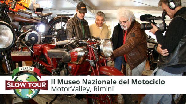 Motor Valley: Il Museo Nazionale del Motociclo