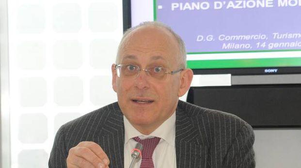 L'assessore Mauro Parolini