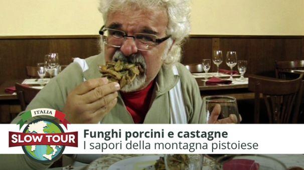 Pistoia a tavola: Funghi porcini e castagne