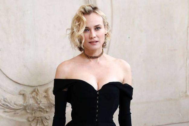 Diane Kruger per Dior (Afp)