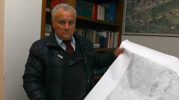 Val Masino, il sindaco Domenico Iobizzi (Nat.Press)