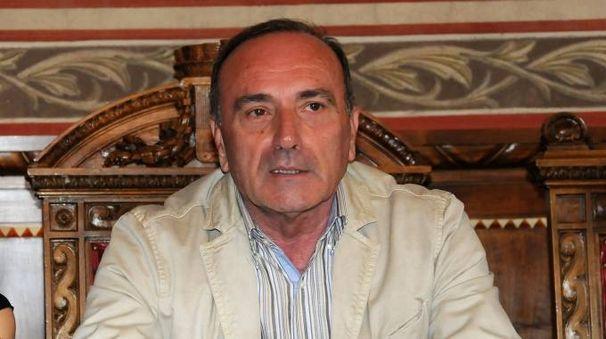 Il sindaco Alberto Centinaio