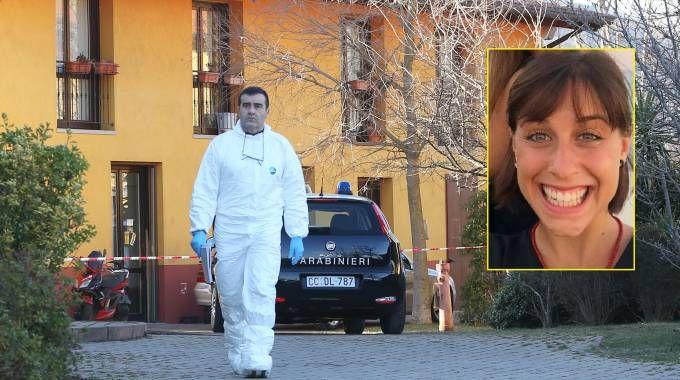 La scientifica a Cascina Clarabella, dove è stata uccisa Nadia Pulvirenti