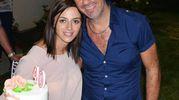 Claudio Baldini e la moglie Sara  Angelozzi, di Atri (Teramo)