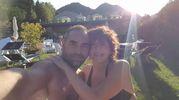 Marco Vagnarelli e Paola Tomassini