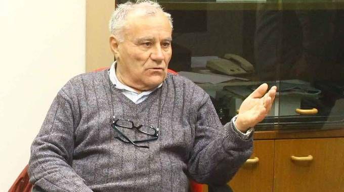 Domenico Iobizzi, sindaco di val Masino (National Press)