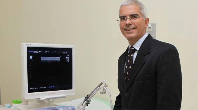 Guido Ferrari, ex primario di Radiologia al Santa Maria della Scaletta