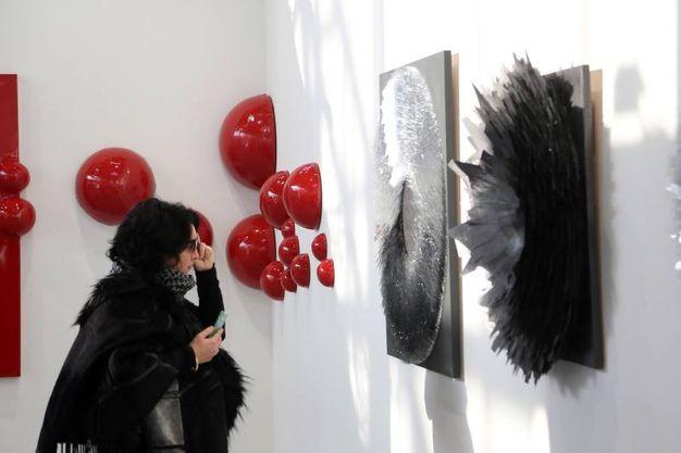 Arte Fiera mercato sarà completata da una piccola sezione di nuove proposte a cura di Simone Frangi (Schicchi)