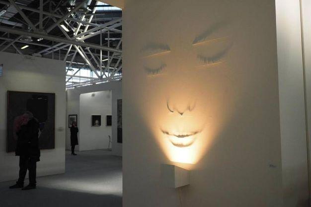 Arte Fiera si sviluppa in due grandi padiglioni del quartiere fieristico (Schicchi)