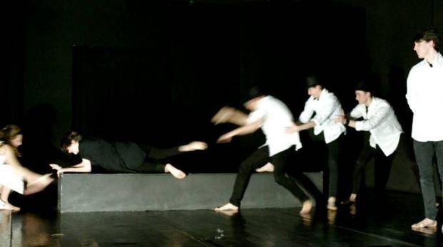 Uno spettacolo al Teatrino Fontana