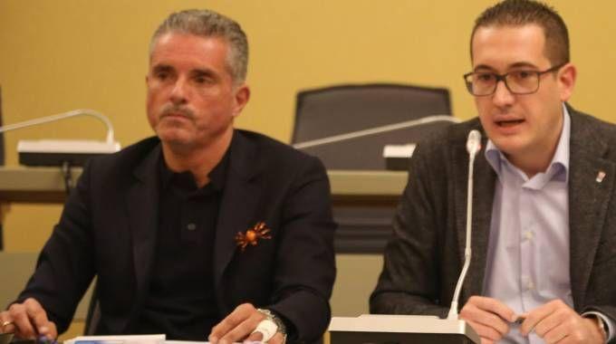 Paolo Lucchi e Tommaso Dionigi