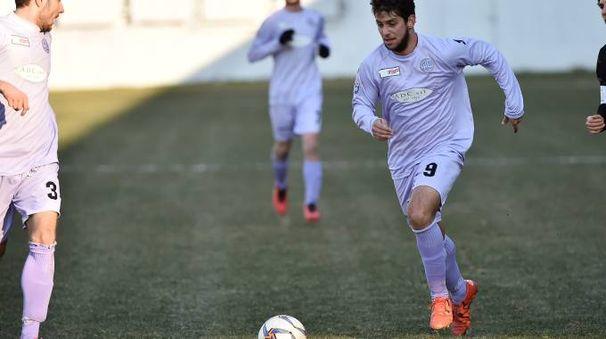 Ianni Felipe, autore di un gol contro Chieri