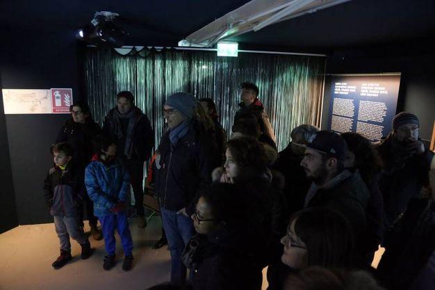 La White night vista dalla mostra dei fratelli Lumiere (Schicchi)