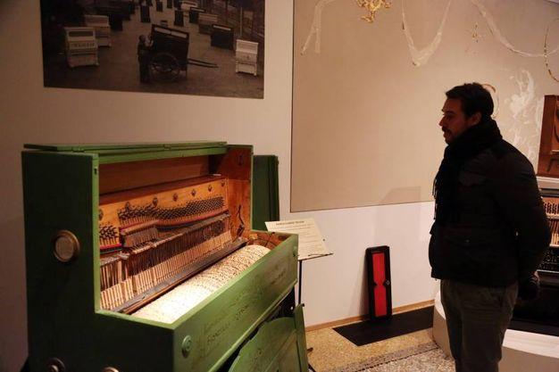 A Palazzo Fava sono esposti preziosi piani a cilindro della collazione Marino Marini (Schicchi)