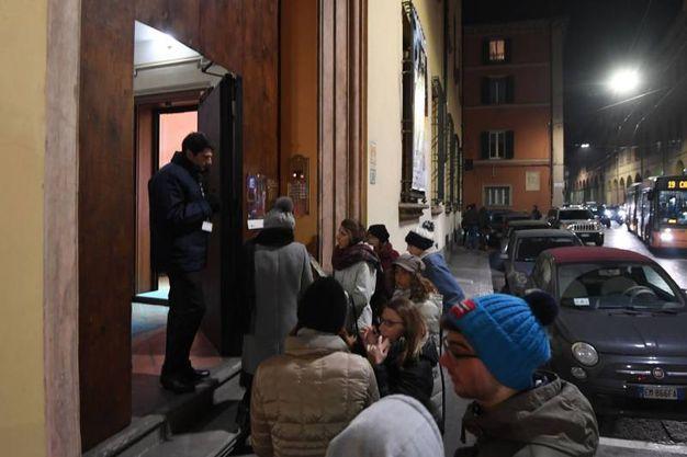 Arte Fiera, White night anche per la mostra di Dalì (foto Schicchi)