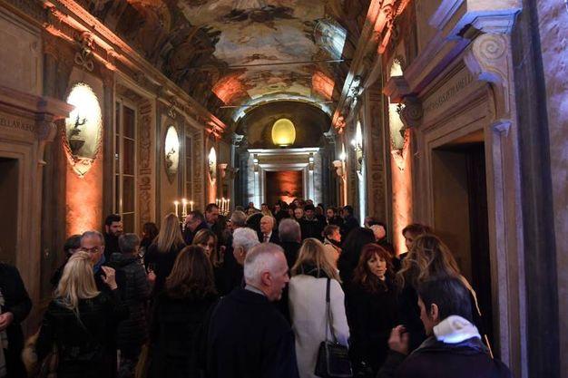 Arte Fiera, White night in galleria Cavour (foto Schicchi)