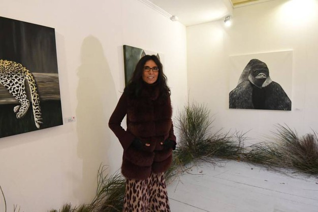 Arte Fiera, White night: la galleria di Paola Rava (foto Schicchi)
