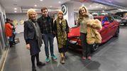 La concessionaria Alfa Romeo, Lancia e Jeep Car (viale Pietramellara 4) ha esposto una selezione di opere grafiche di Salvador Dalì (Schicchi)