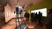 Arte Fiera, la mostra Dalì Experience a Palazzo Belloni: alcune delle opere esposte (foto Schicchi)