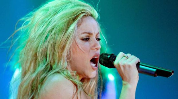 Shakira in concerto