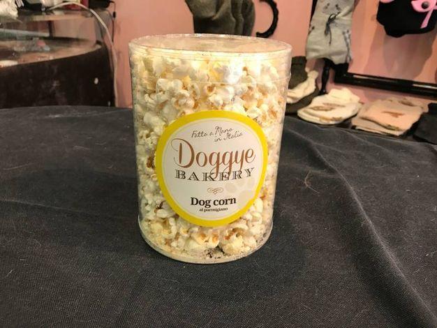I dog-corn costano 5 euro