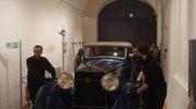 L'Isotta Fraschini di Gabriele D'Annunzio al San Domenico di Forlì per la mostra sull'Art Decò (Foto Frasca/Fantini)